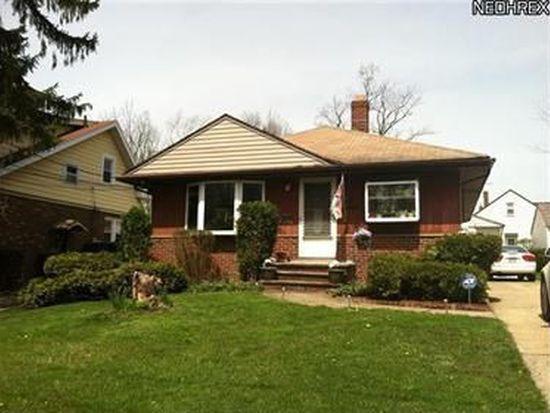 13709 Dressler Ave, Cleveland, OH 44125