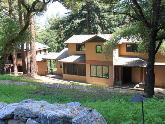 277 Grandview Dr, Woodside, CA 94062