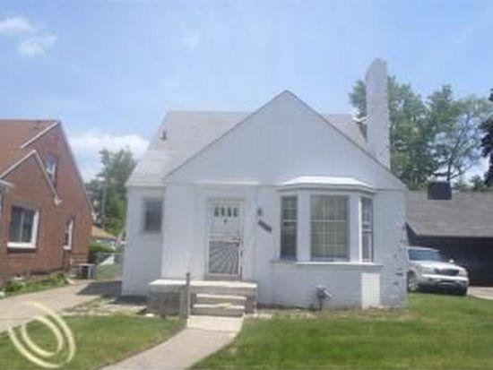 14024 Warwick St, Detroit, MI 48223