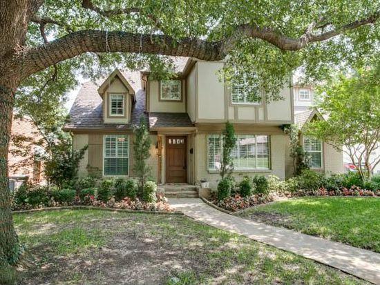 6466 Vanderbilt Ave, Dallas, TX 75214