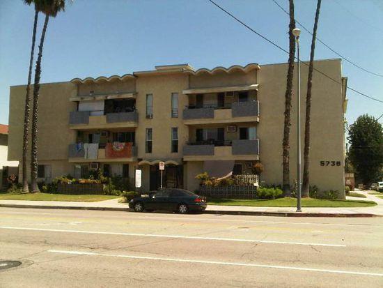 5738 Whitsett Ave APT 306, Valley Village, CA 91607