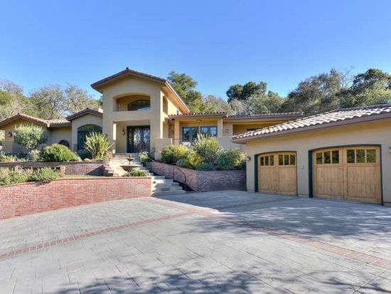 200 Willowbrook Dr, Portola Valley, CA 94028