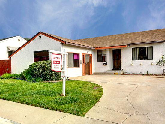 7195 Grable St, La Mesa, CA 91942