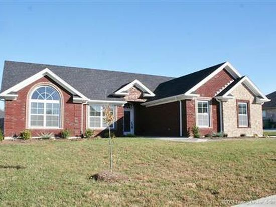 1116 Frontier Trl, Greenville, IN 47124