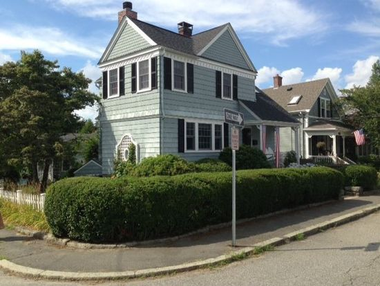 37 Gregory St, Marblehead, MA 01945