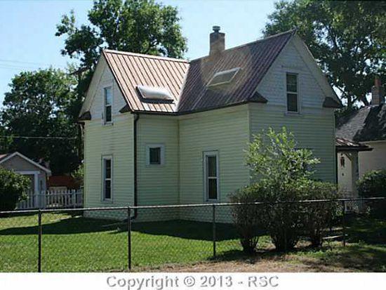 1818 W Cucharras St, Colorado Springs, CO 80904