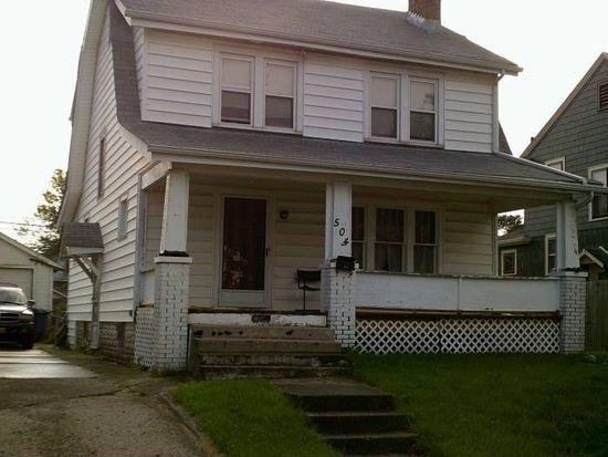 504 Hilltonia Ave, Columbus, OH 43223