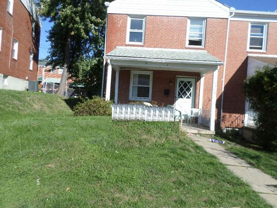 1228 Silverthorne Rd, Baltimore, MD 21239