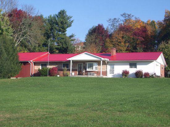 402 East Dr, Princeton, WV 24740