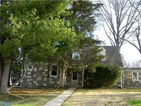 805 S Fairway Rd, Glenside, PA 19038