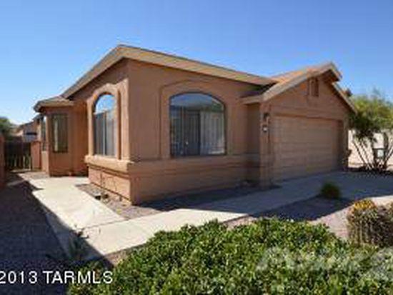 10040 E Via Del Fandango, Tucson, AZ 85747