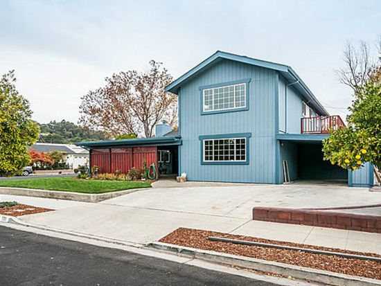 520 Roxbury Way, Belmont, CA 94002