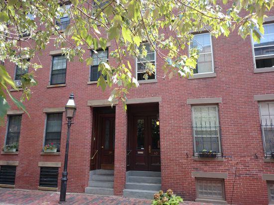 40 Lawrence St UNIT 4, Boston, MA 02116
