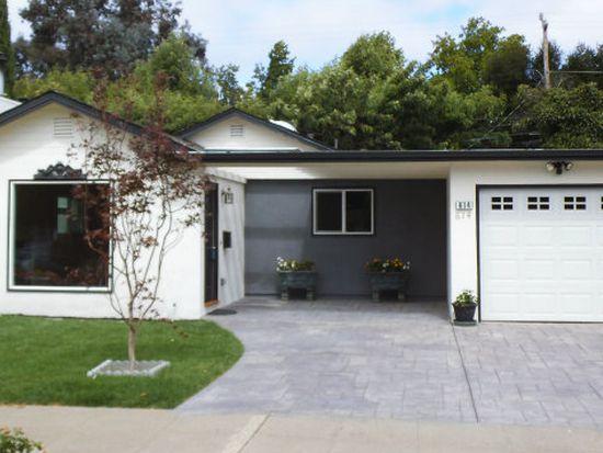 614 Chesterton Ave, Belmont, CA 94002