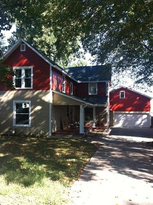 1710 Rainey St, Lafayette, IN 47904