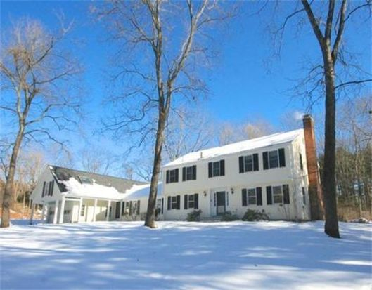 8 Meadowbrook Rd, Lincoln, MA 01773