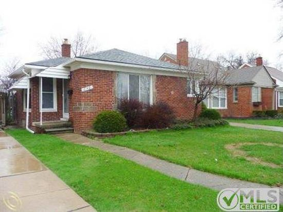 21421 Newcastle Rd, Harper Woods, MI 48225