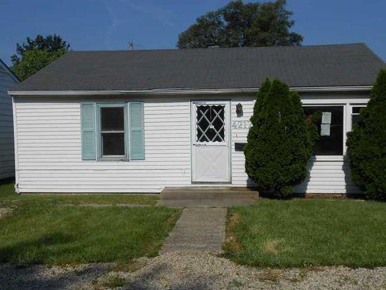 4217 Delaware St, Anderson, IN 46013