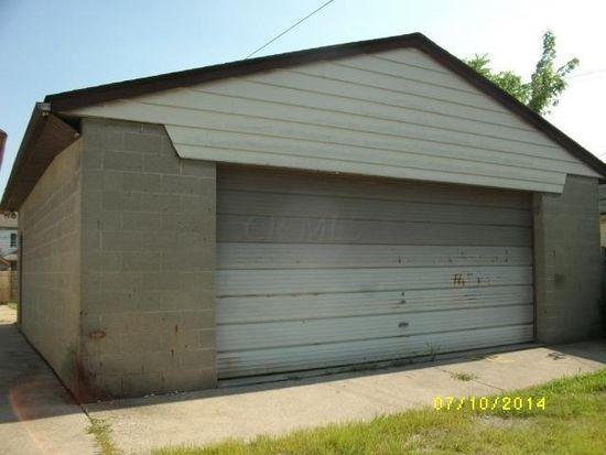 503 E Gates St, Columbus, OH 43206