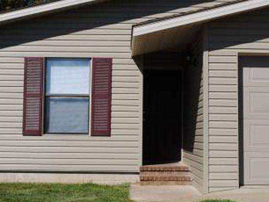 3357 W Harvard St, Fayetteville, AR 72704