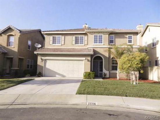 22316 Maidenhair St, Moreno Valley, CA 92553
