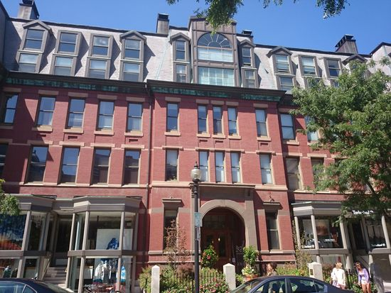 201 Newbury St APT 207, Boston, MA 02116