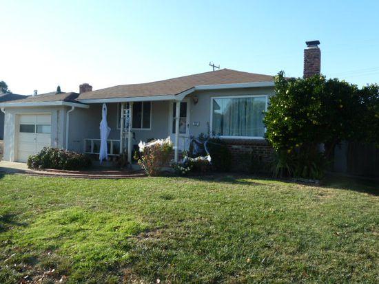 337 Estrella Way, San Mateo, CA 94403