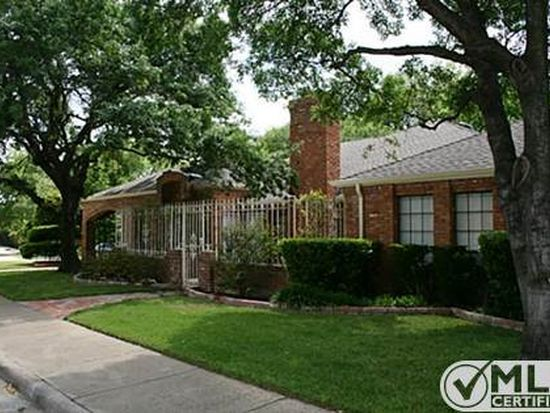 9929 Woodlake Dr, Dallas, TX 75243