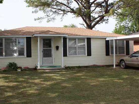 407 W Chickasaw St, Marlow, OK 73055
