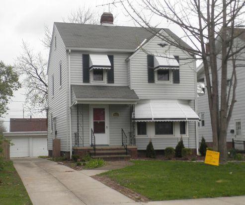 18220 Flamingo Ave, Cleveland, OH 44135