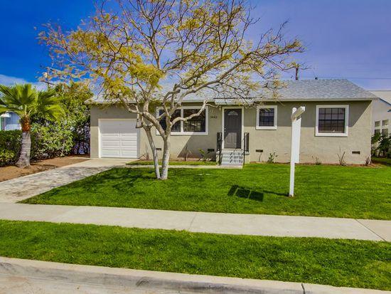 3443 Bevis St, San Diego, CA 92111