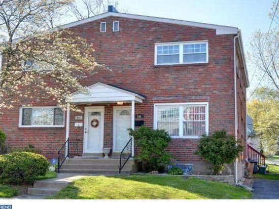 241 Berkley Ave, Lansdowne, PA 19050