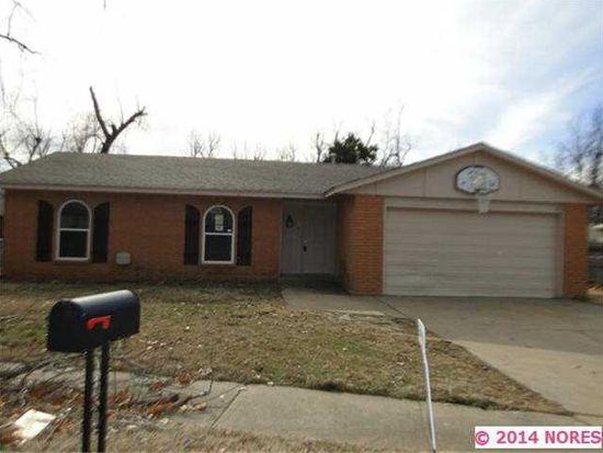 817 W Fort Worth St, Broken Arrow, OK 74012