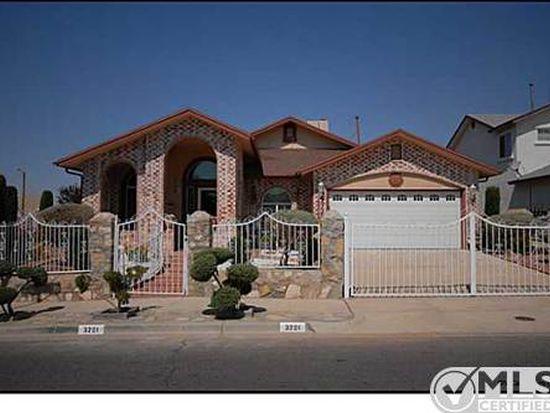 3201 Tierra Nevada Dr, El Paso, TX 79938