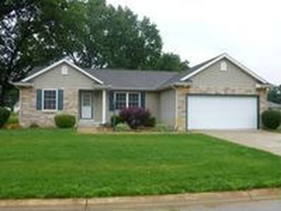 26801 Gene Ct, South Bend, IN 46619