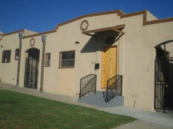 3066 Ganahl St, Los Angeles, CA 90063