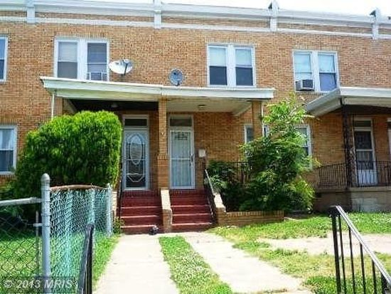 4126 Eierman Ave, Baltimore, MD 21206
