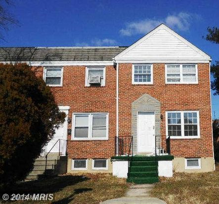 4758 Elison Ave, Baltimore, MD 21206