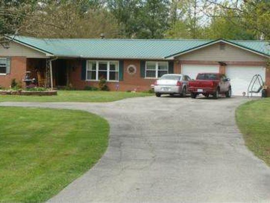 466 Maxey Flat Rd, Hillsboro, KY 41049