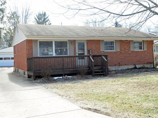 1416 Barton Ave, Dayton, OH 45429