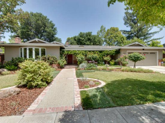 841 Lilac Way, Los Gatos, CA 95032