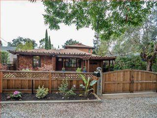 4123 Fair Oaks Ave, Menlo Park, CA 94025