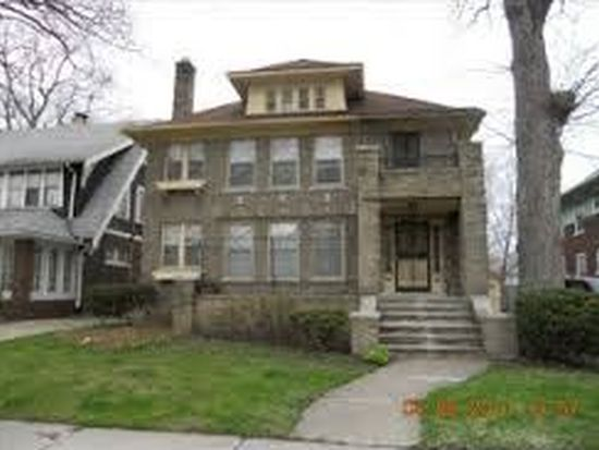 5066 Burns St, Detroit, MI 48213