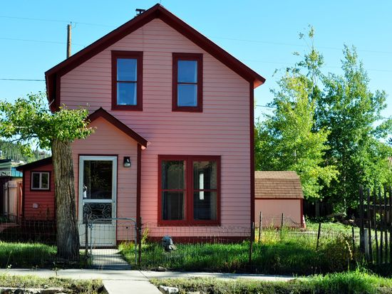 509 E 8th St, Leadville, CO 80461