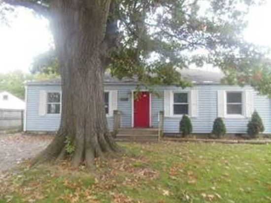 4805 Charney Ave, Indianapolis, IN 46226