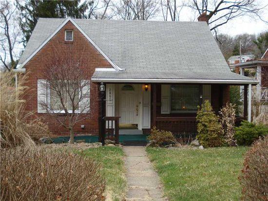 2805 Mckelvey Rd, Pittsburgh, PA 15221