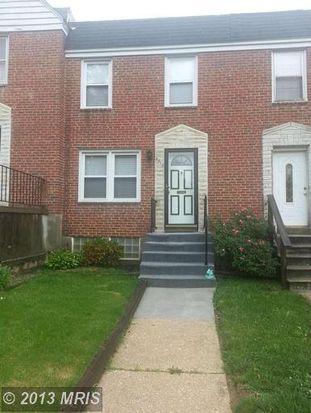 4318 Cedar Garden Rd, Baltimore, MD 21229