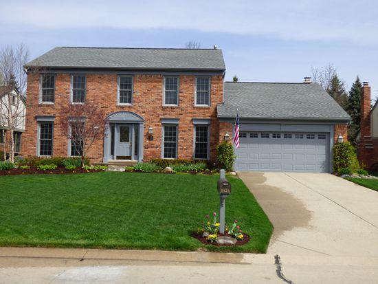 1424 Oakstone Dr, Rochester Hills, MI 48309