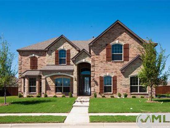 1217 Warbler Dr, Forney, TX 75126