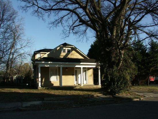 1076 Blythe St, Memphis, TN 38104